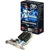Sapphire HD 6450 2GB DDR3 - 2048MB DDR3, 64bit, 1334MHz, VGA, DVI, HDMI 1.4a, PCI-E 2.0