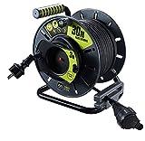 Masterplug ole3016rrfl3ip-px enrollacable, 3680W, 250V, grau und Pistazie
