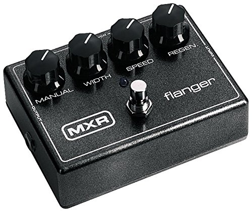 MXR M 117R FLANGER GUITARRA EFECTO