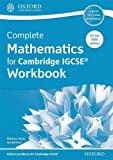 Complete Mathematics for Cambridge IGCSE® Workbook