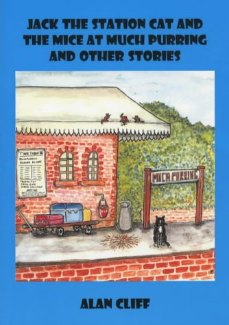 Jack the station cat and the mice at Much Purring and other stories
