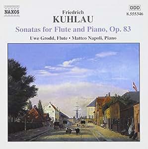 Sonaten für Flöte und Klavier