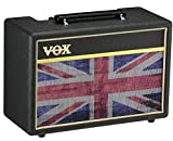 #5: Vox Pathfinder 10 10W 1x6.5 Limited Edition Union Jack Guitar Combo Amp Black