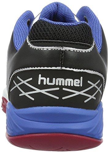 hummel OMNICOURT Z4 TROPHY Unisex-Erwachsene Hallenschuhe Schwarz (Black)