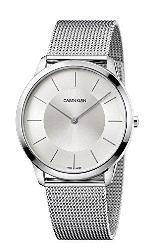 Calvin Klein MINIMAL K3M2T126 Montre-Bracelet pour hommes