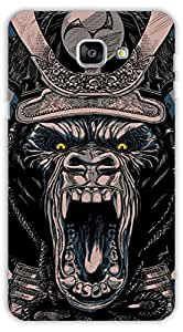 Crazy Beta SCARY GORILLA DESIGN Printed Back Cover For Samsung Galaxy A9