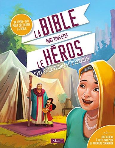 Sara et la promesse d'Abraham par Laureen Bouyssou