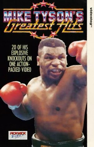 Preisvergleich Produktbild Mike Tyson's Greatest Hits [VHS] [UK Import]