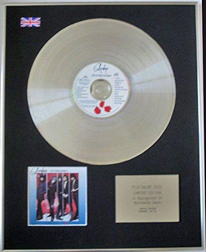 QUIREBOYS-Limited Edition CD Platinum disco un po'di quello che si preferisce