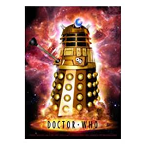 Doctor Who - Carte Postale Dr Who Dalek