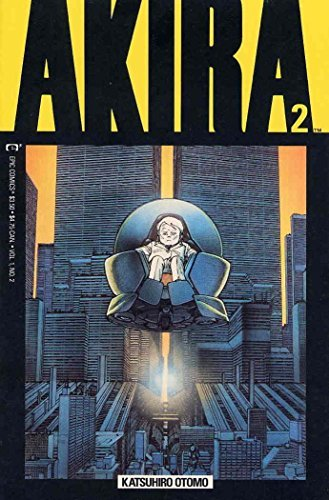 Akira #2 by Kastushiro Otomo (1988-08-02)