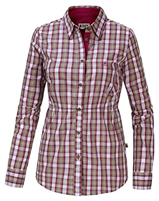 OCK Damen Hemd Bluse langarm von OCK bei Outdoor Shop