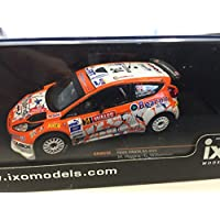 Générique 1:43 Rally Car Ford Fiesta R5 Wales Rally GB 2013 1:43