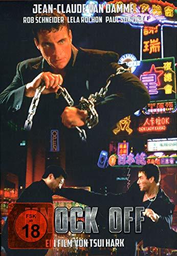 Knock Off - Uncut - Limitiertes Mediabook auf 135 Stück  (+ DVD), Cover C [Blu-ray]