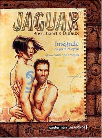 Jaguar, coffret intégrale du premier cycle, tome 3 et un cahier de croquis