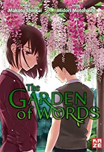 Garden of Words Edition simple One-shot