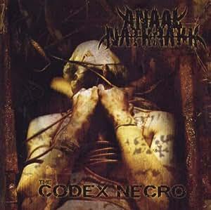 Codex Necro [Us Import]