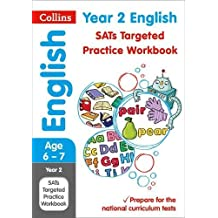 Year 2 English SATs Targeted Practice Workbook: 2019 tests (Collins KS1 Revision and Practice)