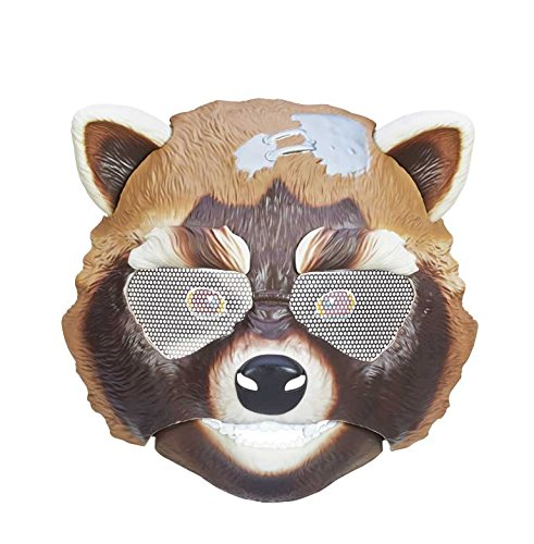 Hasbro A8472EU4 - Guardians Of The Galaxy Maschera di Rocket Racoon