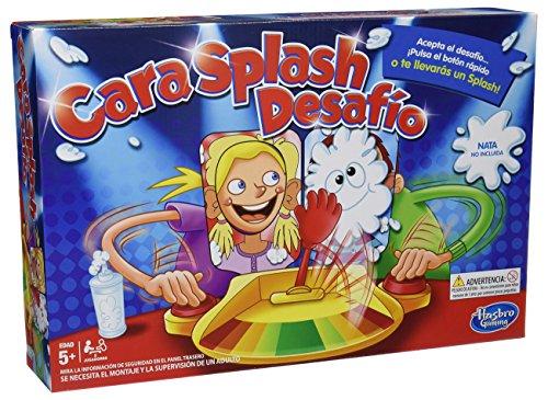 Games   Cara splash desafío (Hasbro C0193105)
