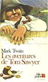 Les aventures de tom sawyer - Editions Gallimard - 03/08/1984