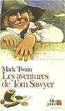 Les aventures de tom sawyer - Editions Gallimard - 03/08/1984