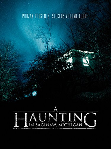A Haunting in Saginaw, Michigan Cover