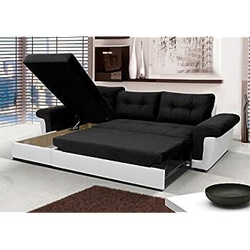 Sofafox CORNER SOFA BED STORAGE: Amazon.co.uk: Kitchen & Home