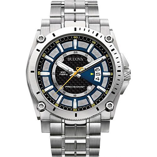 bulova-precisionist-mens-quartz-watch-with-blue-dial-chronograph-display-and-silver-stainless-steel-