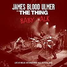 Baby Talk with James Blood Ulmer [Vinilo]