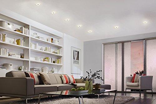 Paulmann Einbau-Leuchten Set Premium Weiß - 7