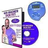 Body and Mind DVD: Wir machen Dich fit! +Gratiszugabe Schrittzähler