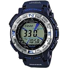 Casio  0 - Reloj de cuarzo para hombre, con correa de resina, color azul