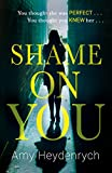 Shame on You: The addictive psychological thriller that will make you question everything you read online