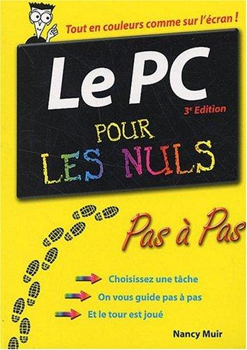 PC 3ED PAS A PAS PR NULS par NANCY MUIR