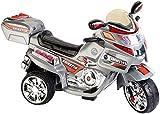 Playtastic Motorrad: Kindermotorrad mit Elektroantrieb (Kinder Elektro Motorrad)