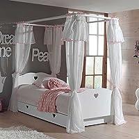 suchergebnis auf f r himmelbett gestell ohne bett m bel wohnaccessoires k che. Black Bedroom Furniture Sets. Home Design Ideas