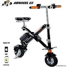 Airwheel E6, Scooter eléctrico Plegable Hombre, Hombre, E6, Negro, ...
