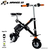 Best airwheels - Airwheel E6, Scooter eléctrico Plegable Hombre, Hombre, E6 Review