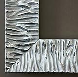 Spiegel Wandspiegel - Bologna Silber 6,2 - Über 14000 Größen im Angebot zur Auswahl - hier: 56 x 122 cm - Maßanfertigung