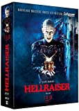Hellraiser Trilogy Cult'Edition [Édition Collector 4 Blu-ray + 1 Livre 152 pages]...