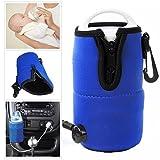 LaDicha 12V Universal Reisen Milchflasche Tasse Wärmer Heizung Für Baby Kinder