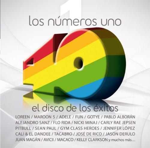 los-n-1-de-40-principales-el-disco-de-los-exitos-2012