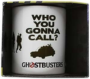 Ghostbusters 1-Piece Ceramic Who You Gonna Call? Mug