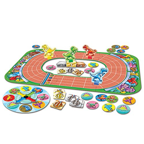 Image of Orchard Toys Dinosaur Race