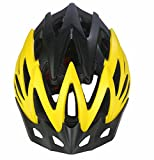 #4: Starburg Polycarbonate Yellow Helmet (L)