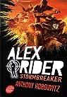 Alex Rider, Tome 1 : Stormbreaker par Horowitz
