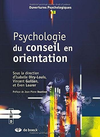 Psychologie du Conseil en