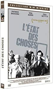 Collection Wim Wenders - Etat des Choses  (L')