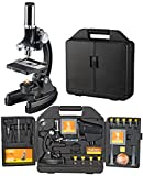 Best National Geographic Microscopes - National 300-1200x Geographic Microscope with Case Review